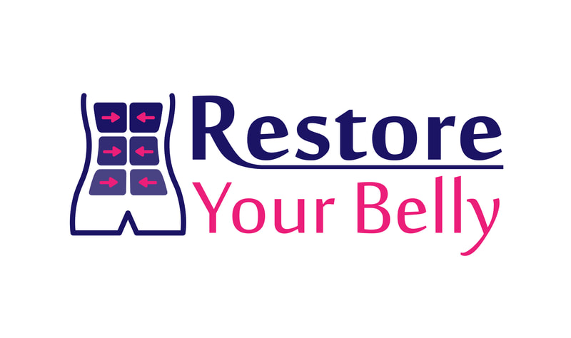 restore your belly logo